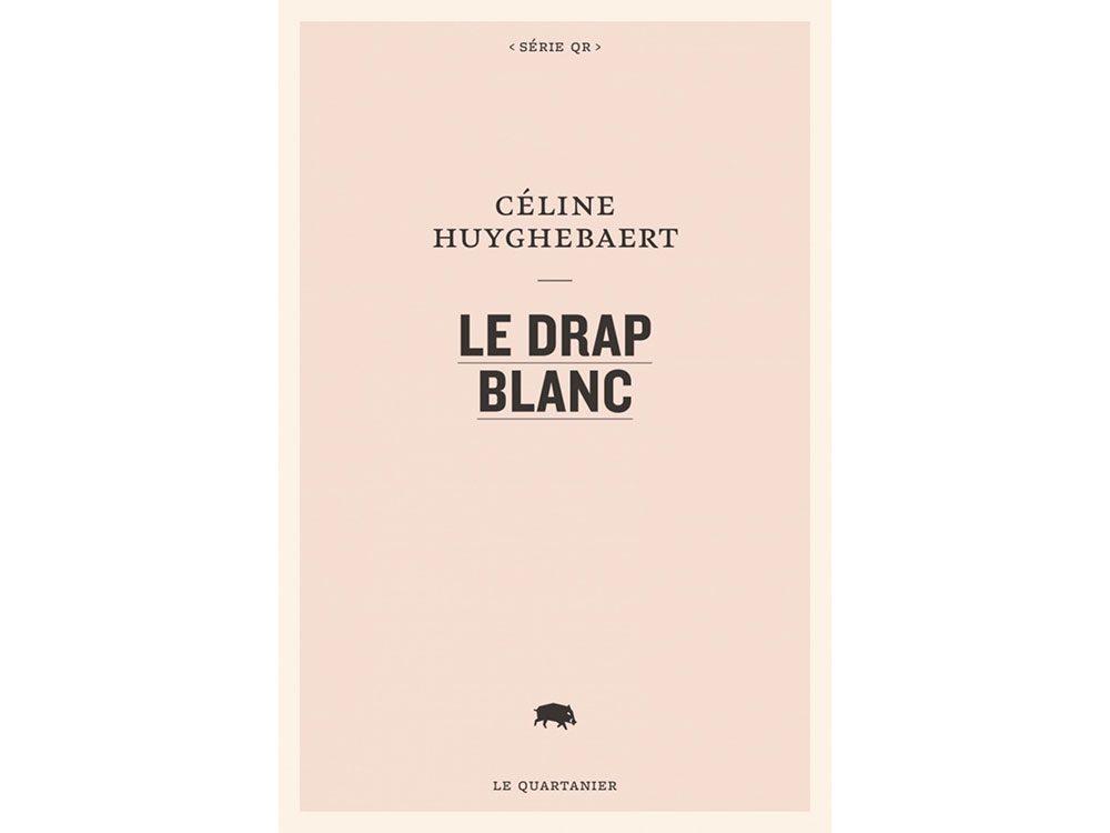 Le drap blanc est un bon roman à lire au chalet!