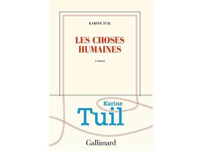 Les choses humaines est un bon roman à lire au chalet!