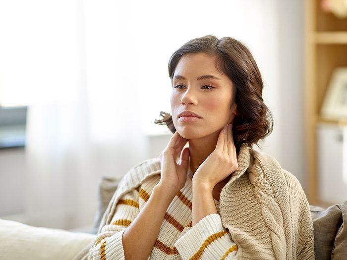 Attention à ces 9 signes muets d'une carence en iode.