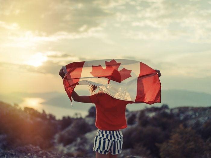 À cause des changements climatiques, le Canada se réchauffe deux fois plus vite que la moyenne mondiale.