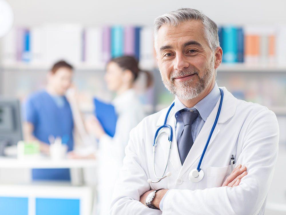 La ténacité des docteurs est souvent récompensée.