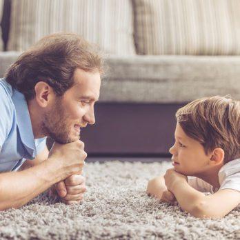 Six conseils pour délier les langues des enfants.