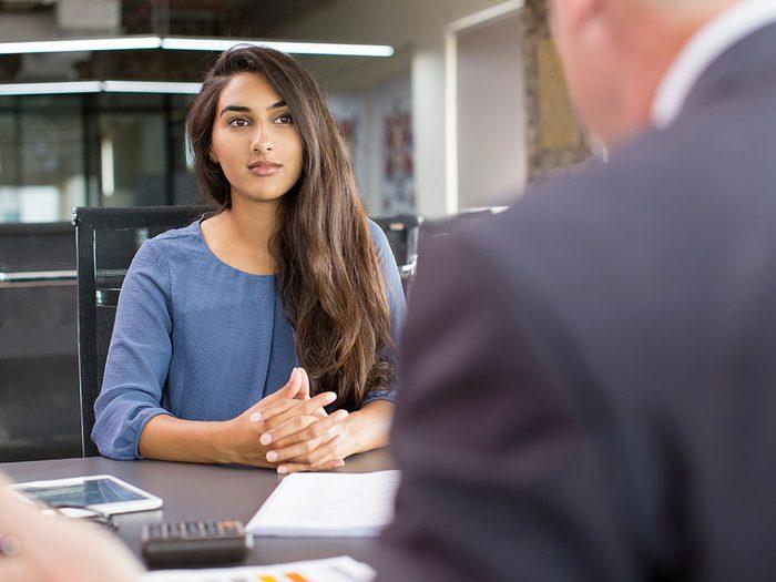 Voici 11 questions pièges lors d'une entrevue d'embauche et leurs réponses.