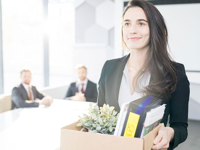 """Lors d'une entrevue d'embauche apprenez à répondre à la question suivante: """"pourquoi quittez-vous votre emploi actuel?"""""""