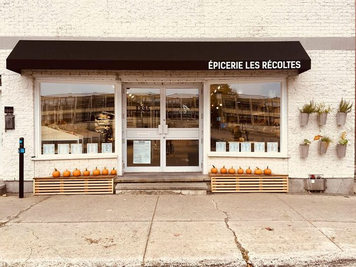 L'épicerie Les récoltes propose du vrac pour une consommation zéro déchet.