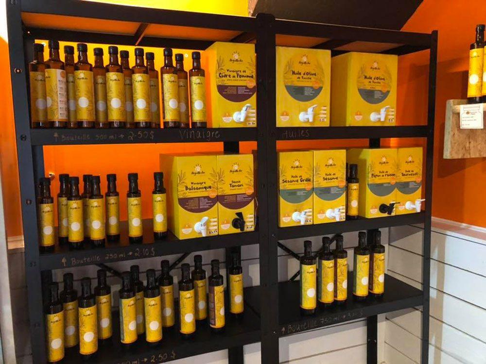Orange Coco – La vie en vrac est une épicerie zéro déchet.