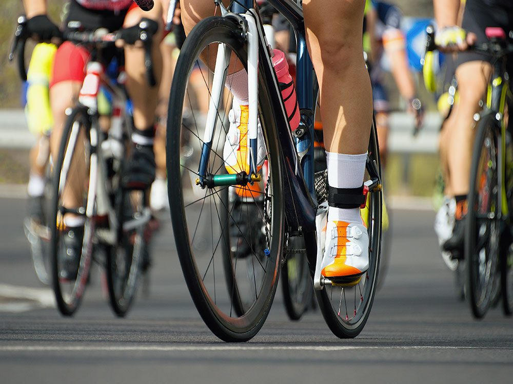 """Participer à """"Vélo à notre santé"""" c'est faire du sport pour la bonne cause."""