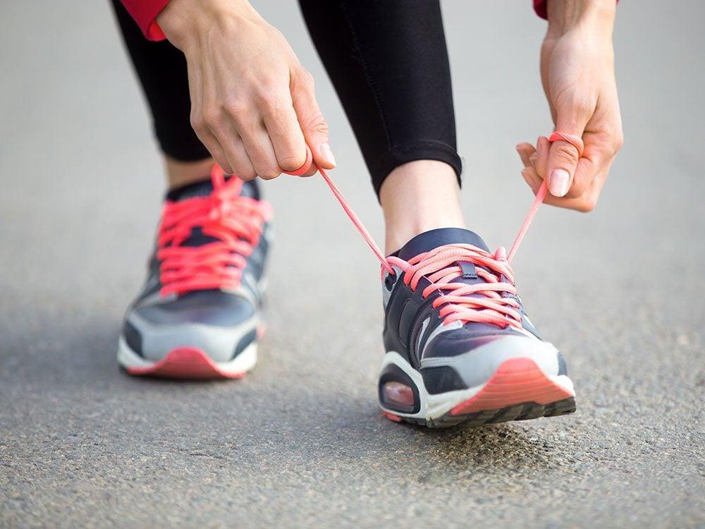 Faites du sport en participant aux Relais pour la vie et aux Relais pour la vie jeunesse.