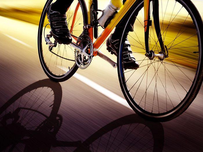 Faites du sport pour la bonne cause grâce au Défi Vélo Plein Air.