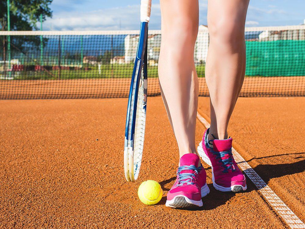 La virée rose c'est l'occasion de faire du sport pour les personnes atteintes du cancer du sein.