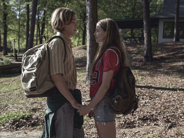 """Qui es-tu Alaska?"" est l'un des films et séries à surveiller en octobre."