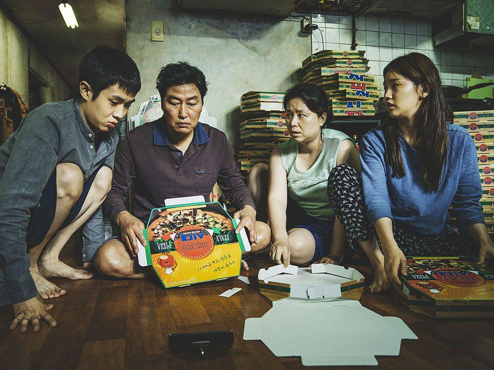Parasite est l'un des films et séries à surveiller en octobre.