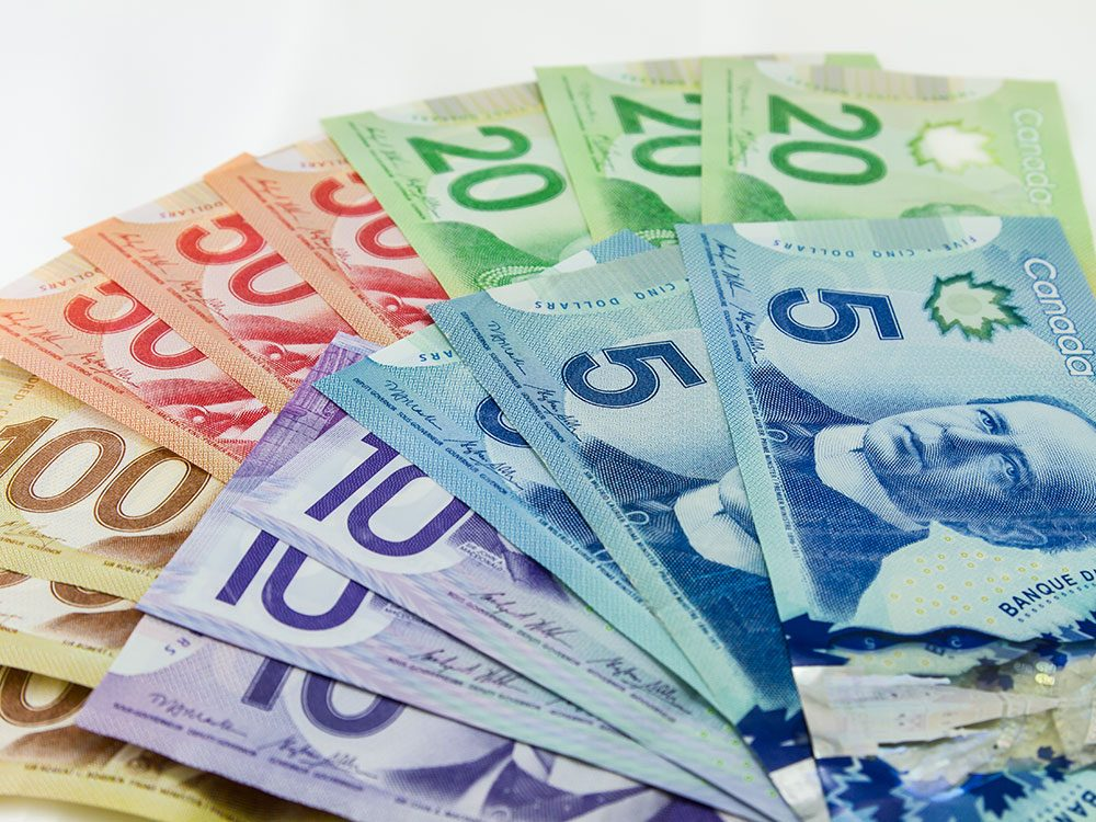 Prenez l'habitude financière de payer comptant.
