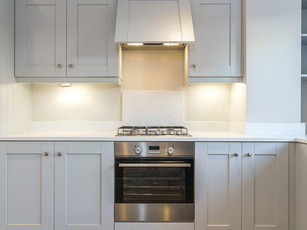 Libérez les surfaces pendant votre ménage d'automne.