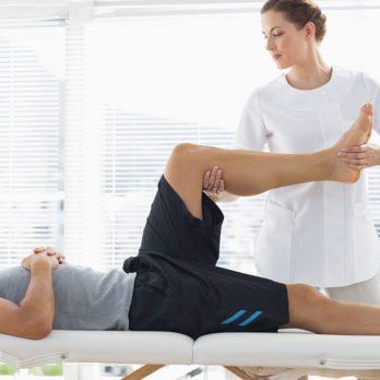 Un physiothérapeute se rend compte si on a suivi ses directives ou non.