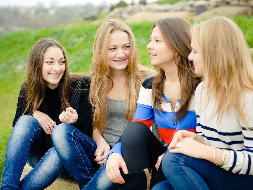 L'adolescence est une période délicate et la prise de pilule contraceptive pourrait accentuer le risque de dépression chez les jeunes.