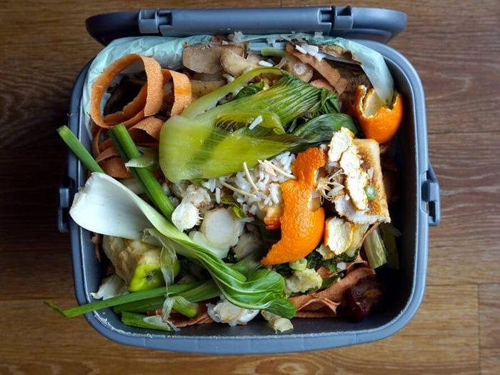 Le gaspillage de nourriture est un gros problème pour les restaurateurs.