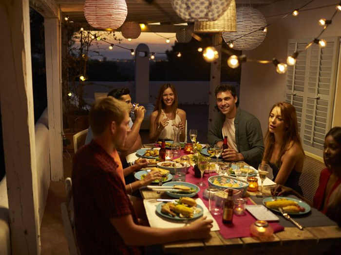 Les restaurateurs voulent sincèrement le bonheur de tous leurs clients.