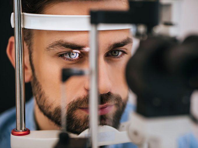 Les statines pourraient prévenir le glaucome.