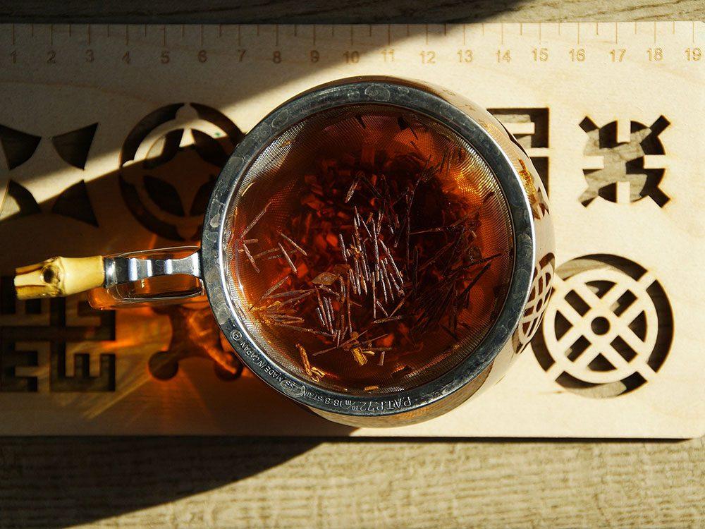 Le thé rooibos est un excellent antioxydant anti-inflammatoire.