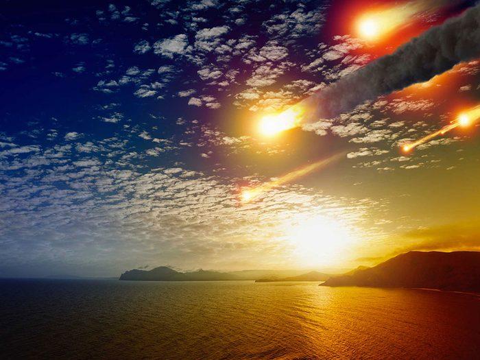 L'astéroïde (99942) Apophis devrait passer à seulement 31000 km de la Terre vendredi 13 avril 2029.