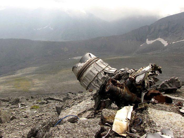 174 personnes ont péri dans l'écrasement d'un avion en Russie un vendredi 13.