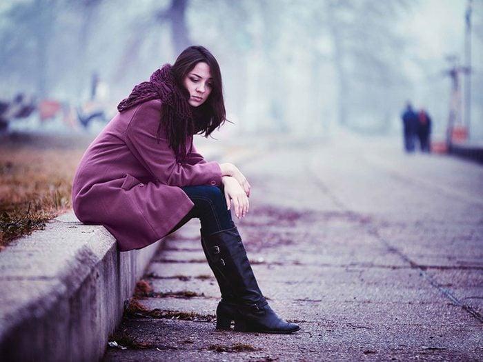 Luttez contre le stigma de la solitude.