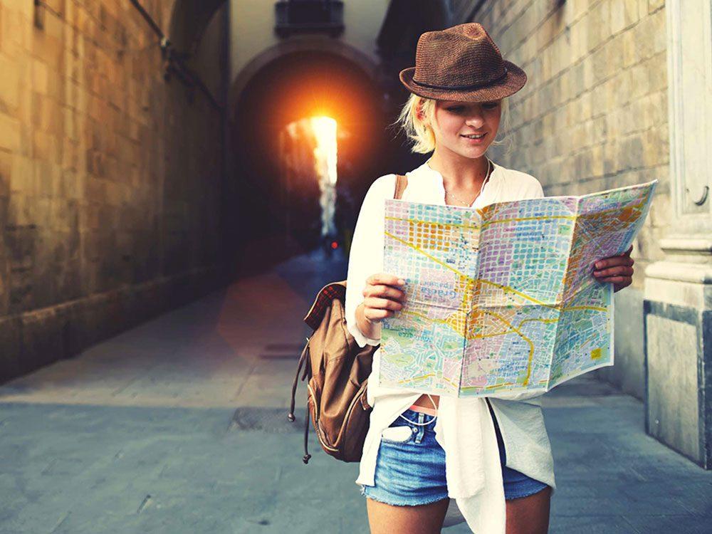 Pour lutter contre la solitude, voyagez.