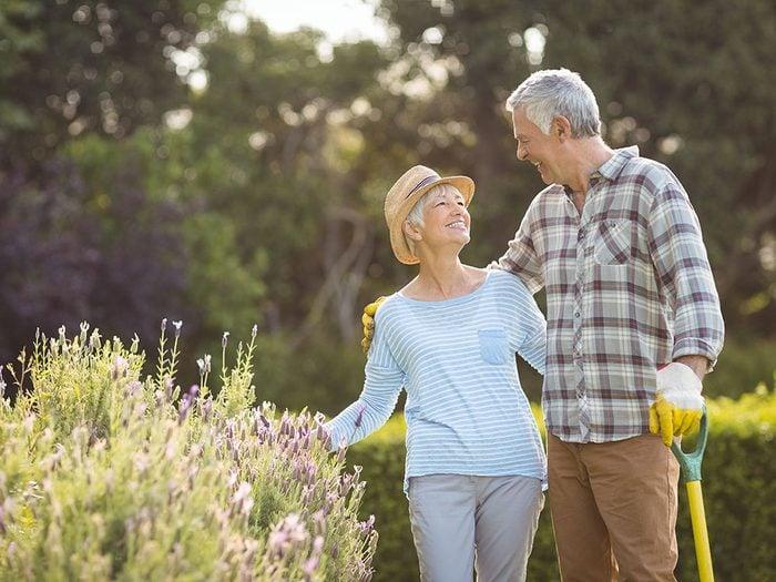 La retraite est une autre étape importante lors de laquelle on constate une diminution de l'activité physique chez la plupart des gens.