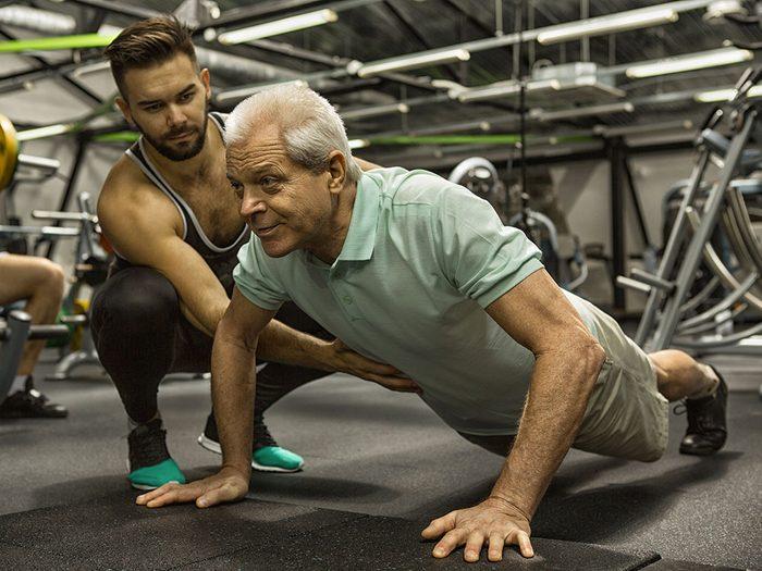 L'activité physique récente est plus importante.