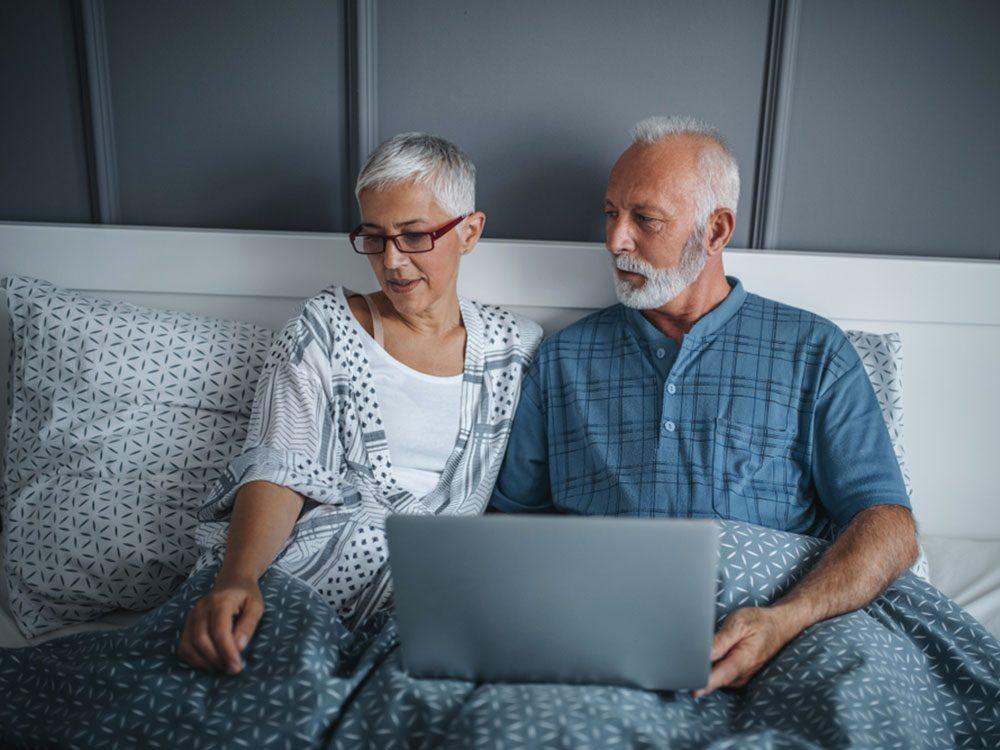 La libido en baisse chez la femme après 50 ans est-elle émotionnelle et psychologique?