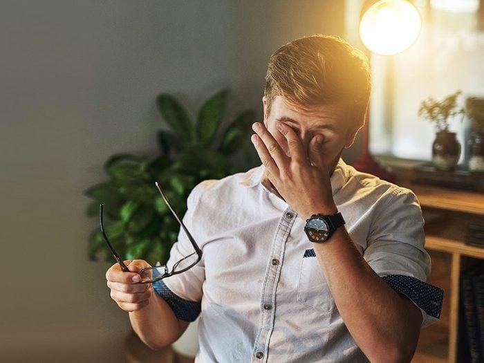 Vous avez peut-être de l'asthme si vous êtes souvent fatigué.