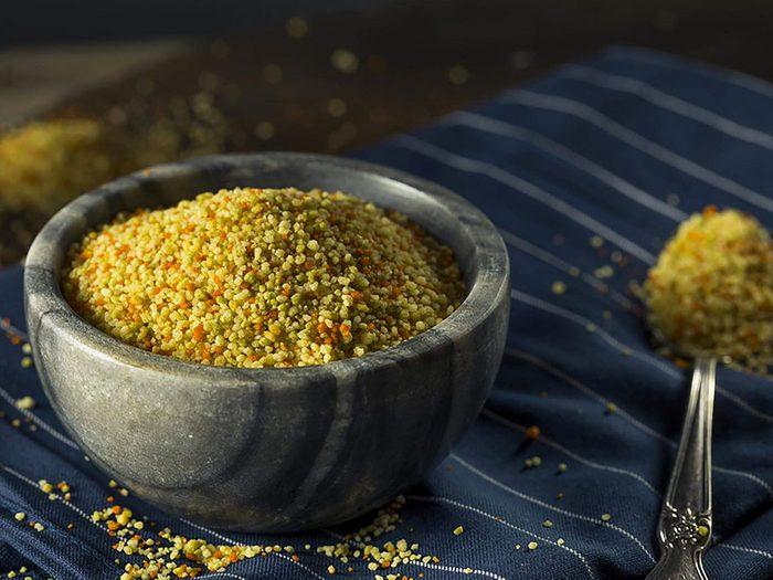Le couscous n'est pas aussi bon pour la santé que ce qu'on pense.
