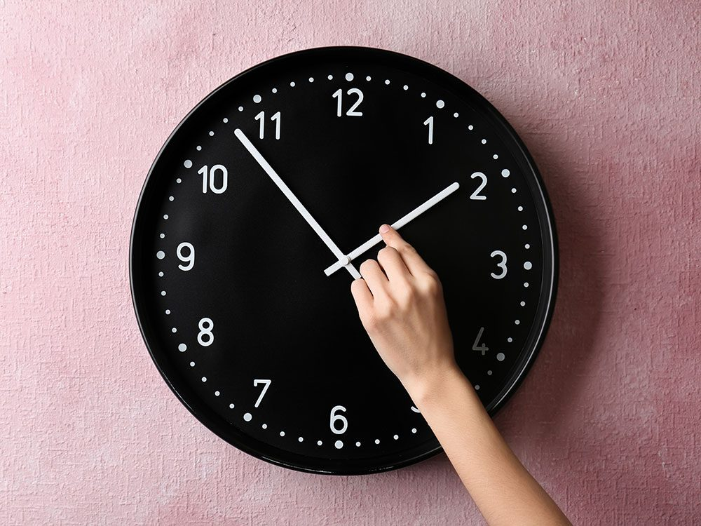 Le changement d'heure aiderait-il à mieux dormir?