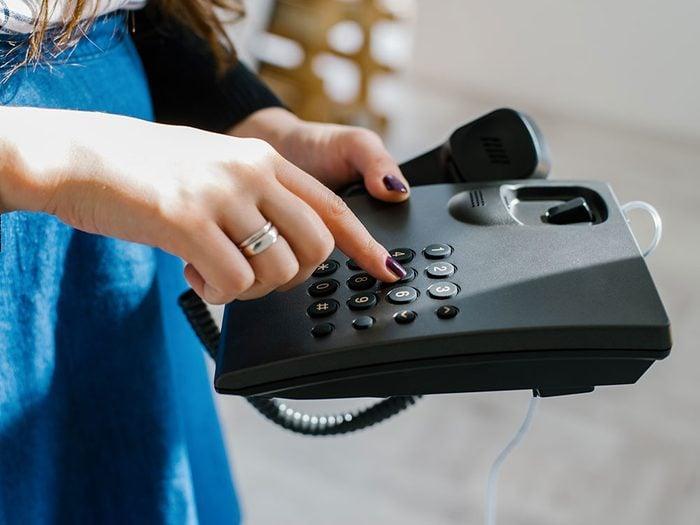 Les appels interurbains et internationaux sont désormais des choses gratuites.
