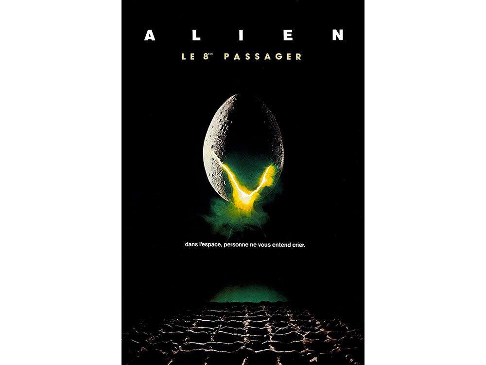 Alien, le 8e passager est l'un des films d'horreur à voir absolument.