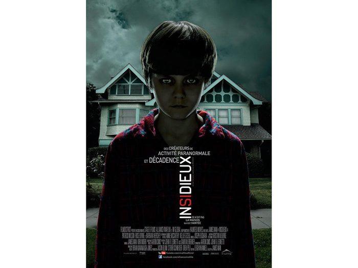 Insidieux est l'un des films d'horreur à voir absolument.