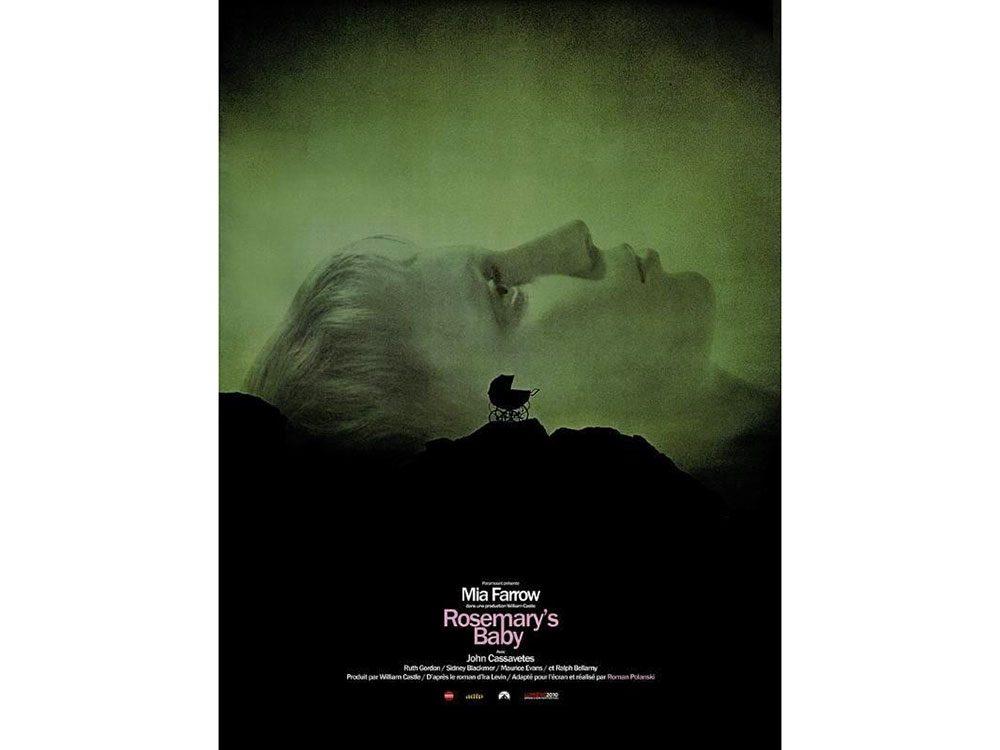 Le Bébé de Rosemary est l'un des films d'horreur à voir absolument.