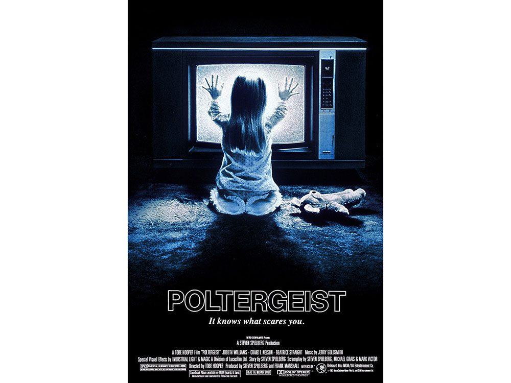 Poltergeist est l'un des films d'horreur à voir absolument.