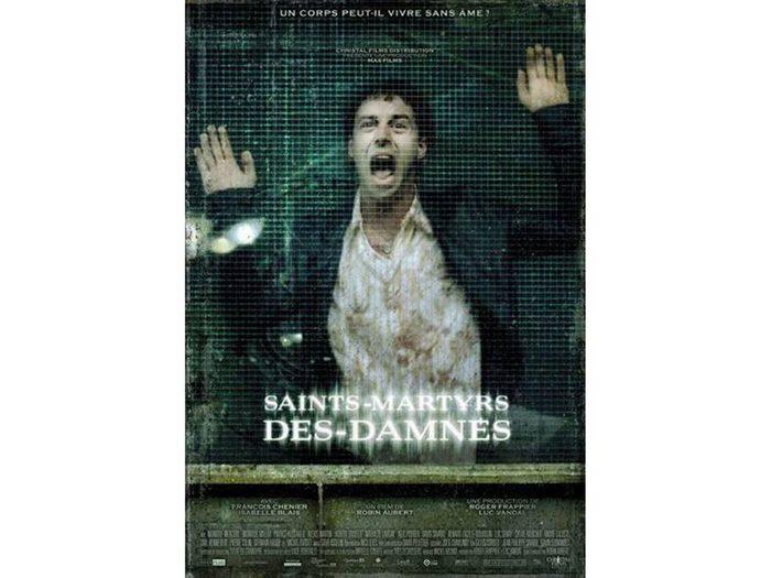 Saints-Martyrs-des-Damnés est l'un des films d'horreur à voir absolument.