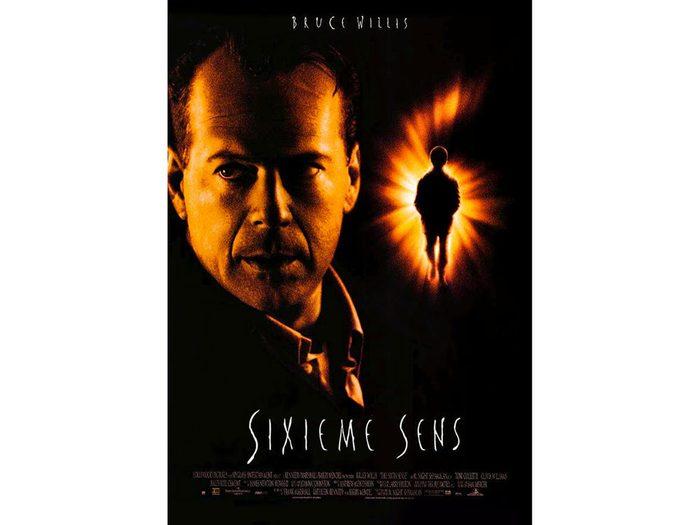 Sixième Sens est l'un des films d'horreur à voir absolument.