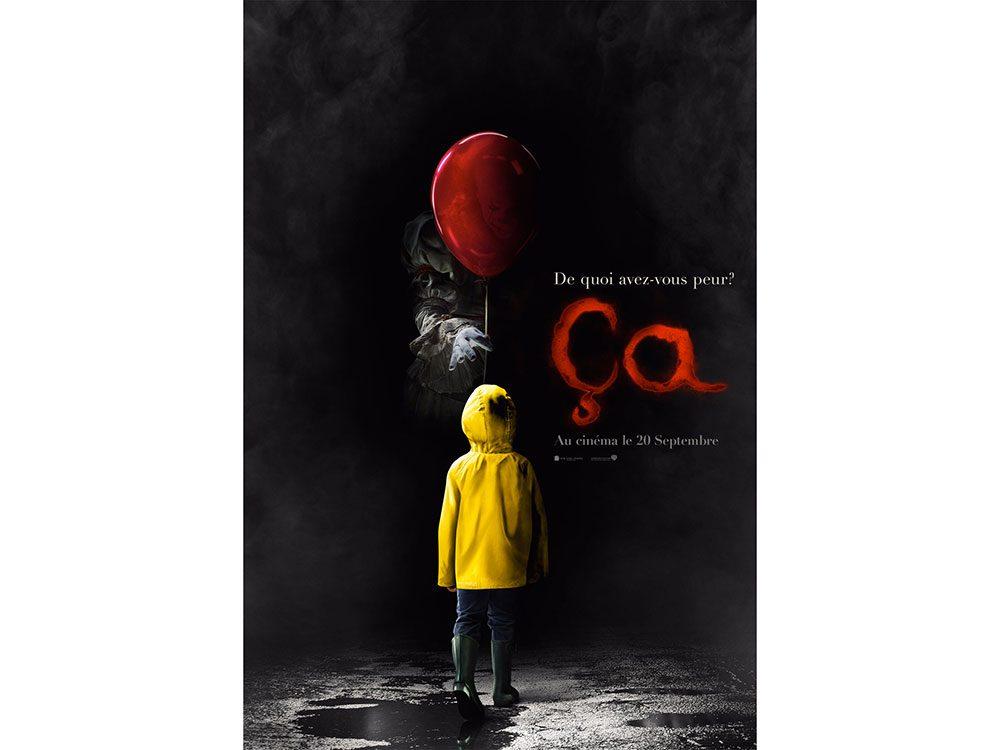 Ça (It) est l'un des films d'horreur à voir absolument.