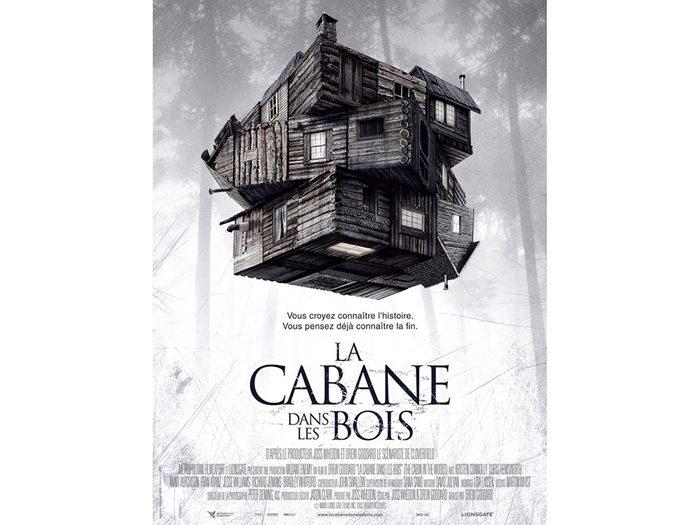 La Cabane dans les bois est l'un des films d'horreur à voir absolument.