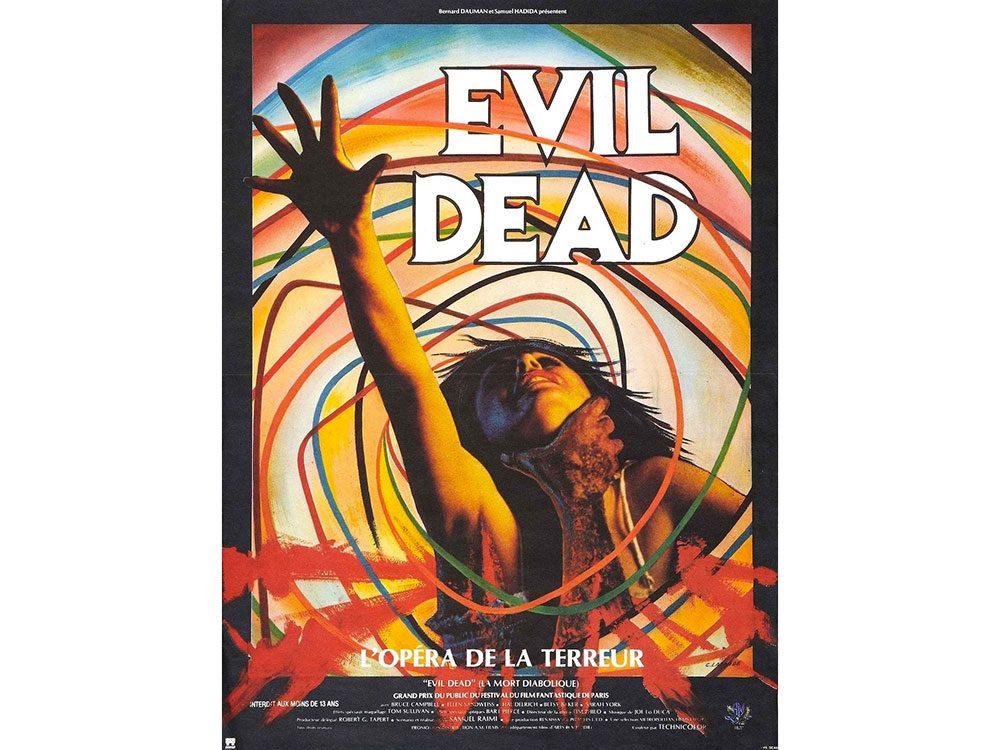 L'opéra de la terreur (The Evil Dead) est l'un des films d'horreur à voir absolument.