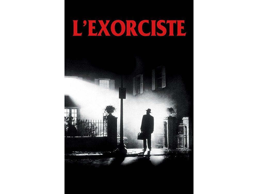 L'exorciste est l'un des films d'horreur à voir absolument.
