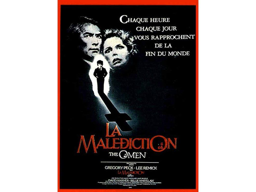 La Malédiction est l'un des films d'horreur à voir absolument.