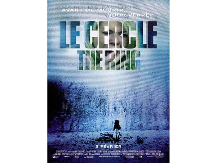 Le Cercle est l'un des films d'horreur à voir absolument.