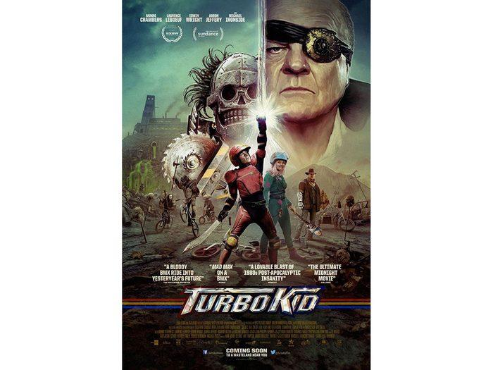 Turbo Kid est l'un des films d'horreur à voir absolument.