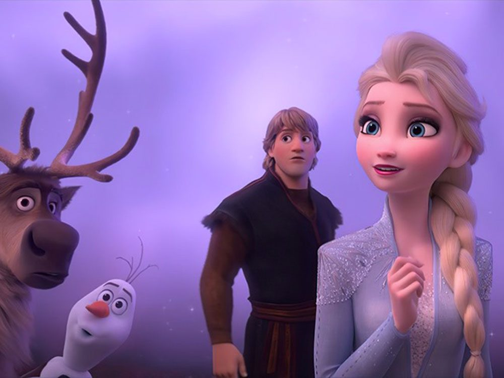 La reine des neiges 2 est l'un des films et séries à voir au mois de novembre.