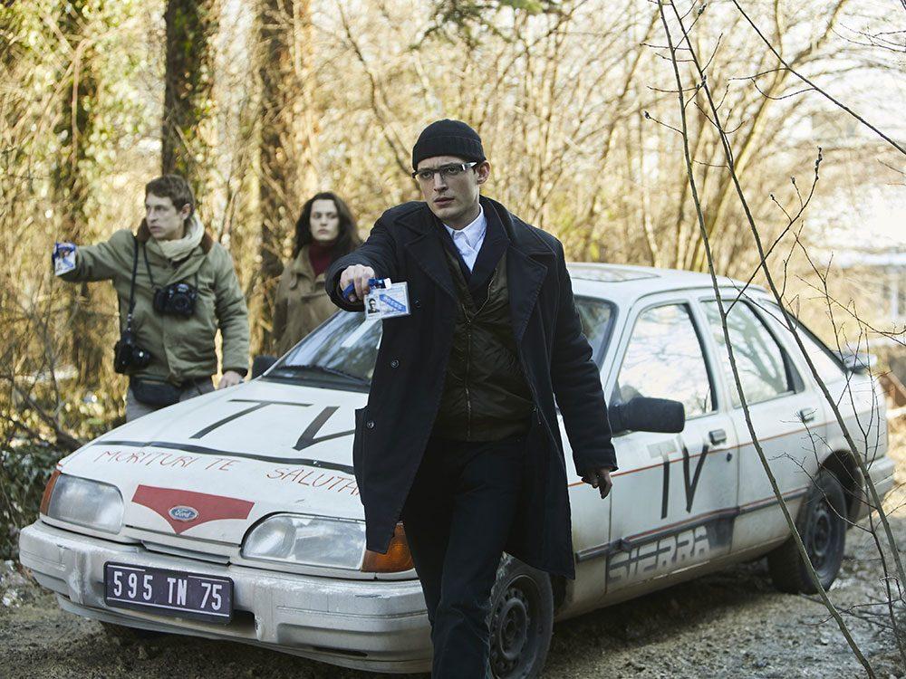 Sympathie pour le diable est l'un des films et séries à voir au mois de novembre.